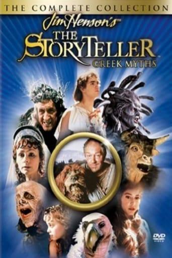 Poster of The Storyteller: Greek Myths