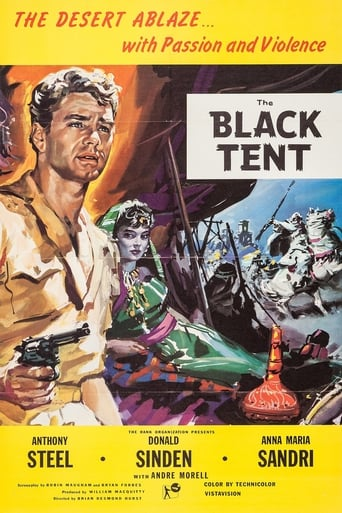 Poster of The Black Tent