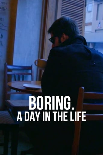 Poster of BORING. A DAY IN THE LIFE