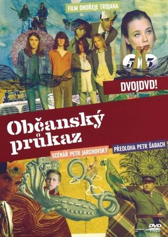Poster of Občanský průkaz