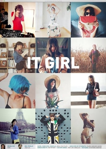 Poster of It Girl