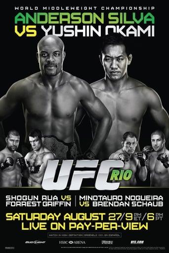 UFC 134: Silva vs. Okami