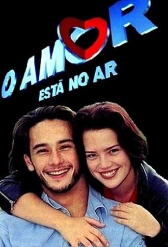 Poster of O Amor Está no Ar