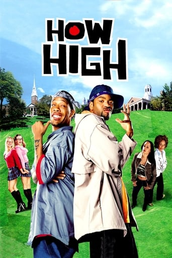 Poster of How High