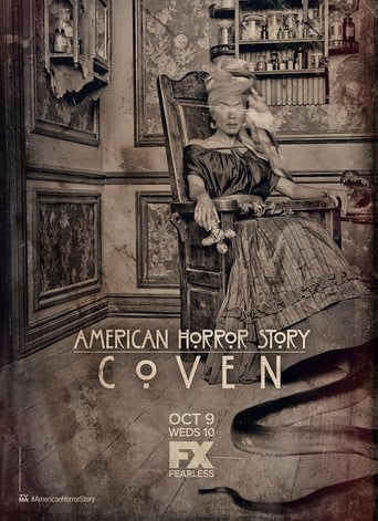 Poster of American Horror Story: Coven