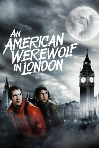 Poster of An American Werewolf in London