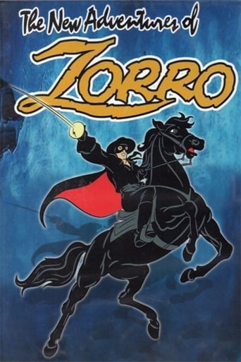 Poster of The New Adventures of Zorro