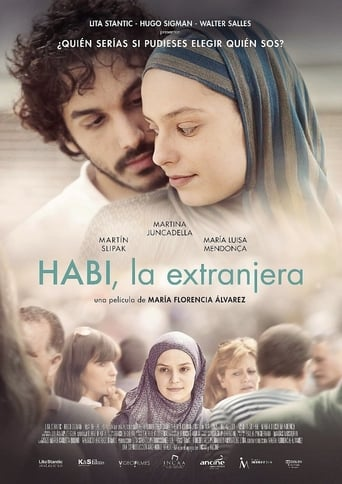 Poster of Habi, The Foreigner
