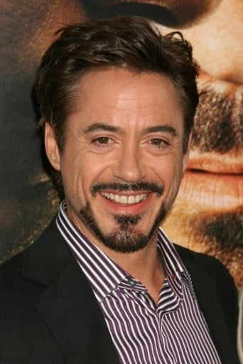 How old was Robert Downey Jr. in The Route V50