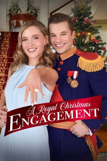 Poster of A Royal Christmas Engagement