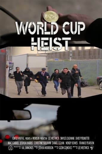 Poster of World Cup Heist