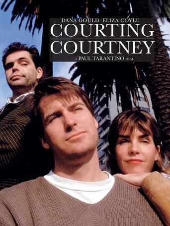 Poster of Courting Courtney