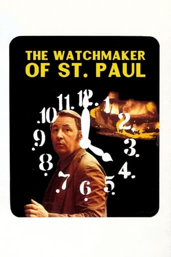 Poster of The Watchmaker of St. Paul