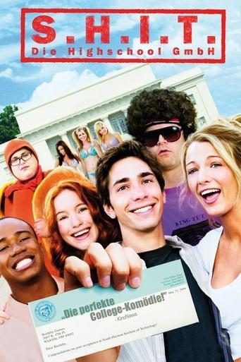 Filmplakat von S.H.I.T. - Die Highschool GmbH