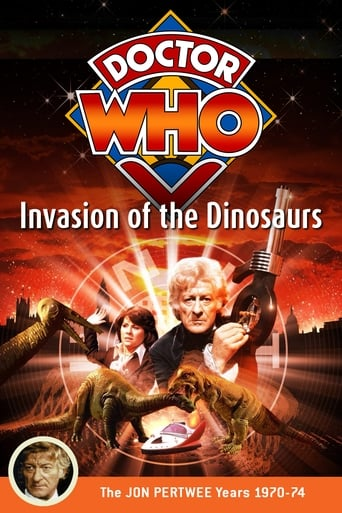Poster of Doctor Who: Invasion of the Dinosaurs