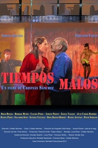 Poster of Tiempos malos