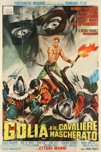 Poster of Hercules and the Masked Rider