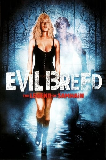 Poster of Evil Breed: The Legend of Samhain