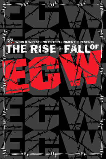 Poster of WWE: The Rise + Fall of ECW
