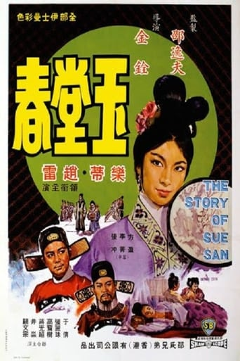 Poster of The Story of Sue San