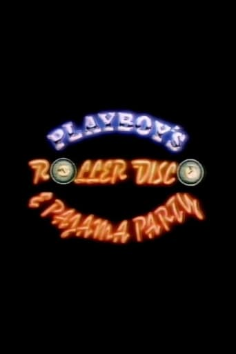 Poster of Playboy's Roller Disco & Pajama Party