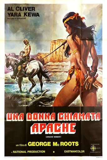 Poster of Apache Woman