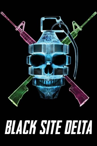 Poster of Black Site Delta
