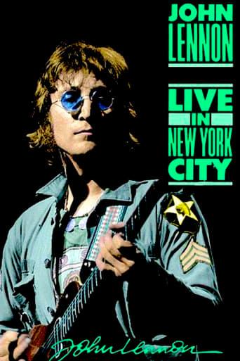 John Lennon: Live In New York City poster