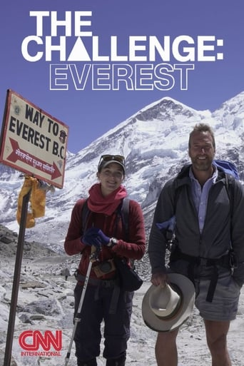 Poster of The Challenge: Everest