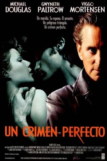 Poster of Un crimen perfecto