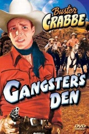 Poster of Gangster's Den