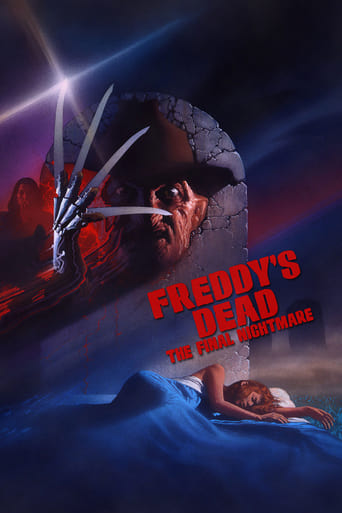 Poster of Freddy's Dead: The Final Nightmare