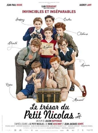 Poster of Little Nicholas' Treasure