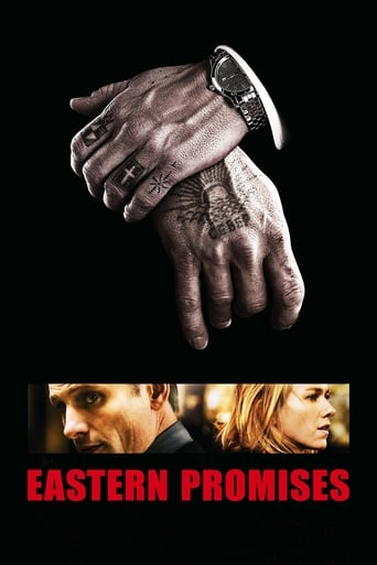 Poster of Eastern Promises