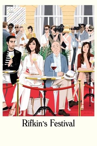 Poster of Rifkin's Festival
