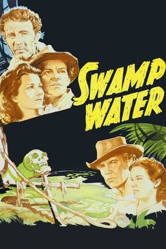 Poster of Swamp Water