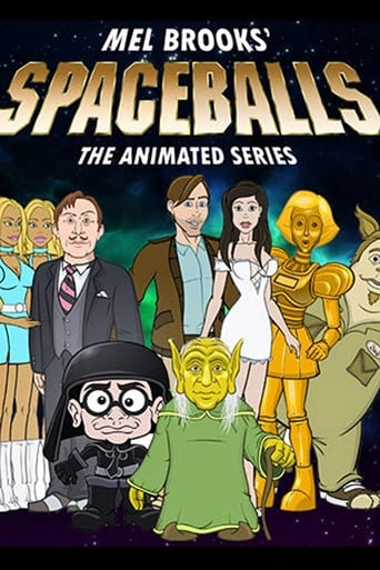Poster of Spaceballs: The Animated Series