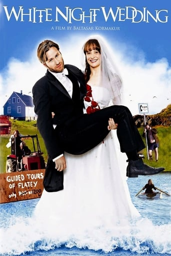 Poster of White Night Wedding