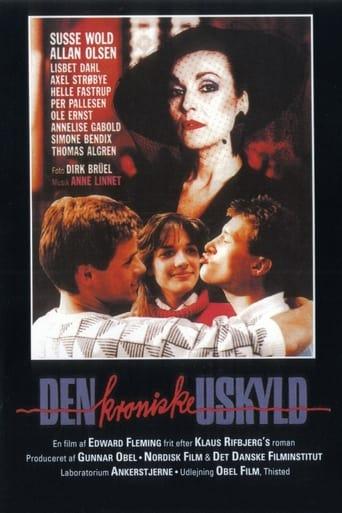 Poster of Den kroniske uskyld