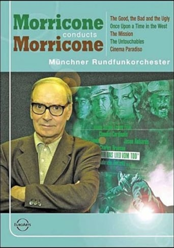Poster of Morricone Conducts Morricone