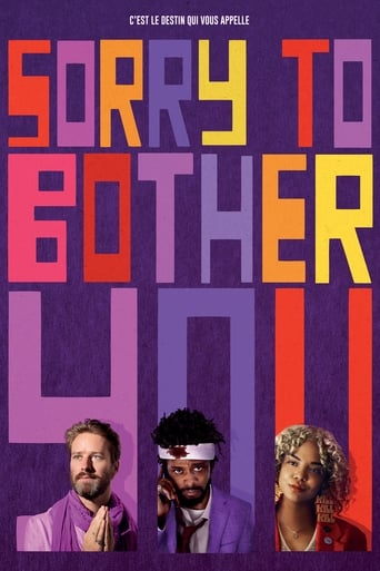 Image du film Sorry to Bother You