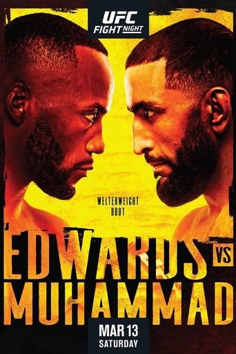Poster of UFC Fight Night 187: Edwards vs. Muhammad