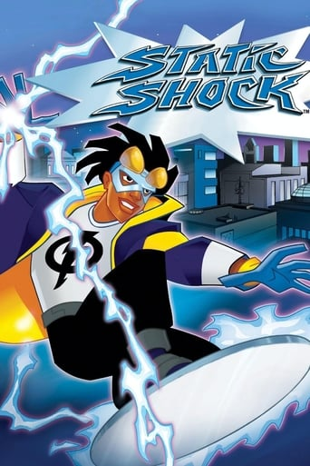 Poster of Static Shock