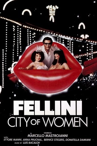 Poster of City of Women