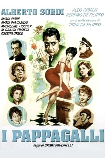 Poster of I Pappagalli
