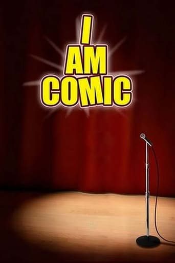 Poster of I Am Comic