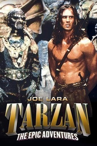 Poster of Tarzan: The Epic Adventures
