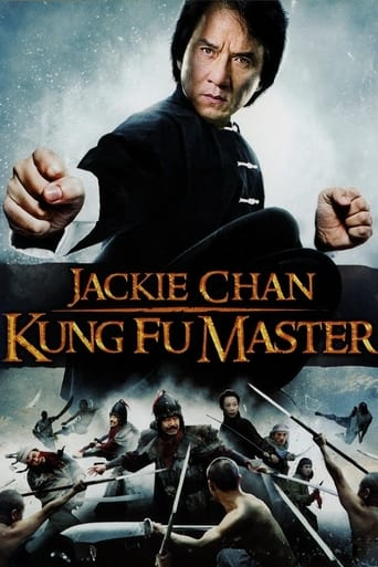 Poster of Jackie Chan Kung Fu Master