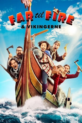 Poster of Far til fire og Vikingerne
