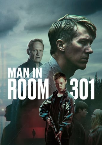Poster of Man in Room 301
